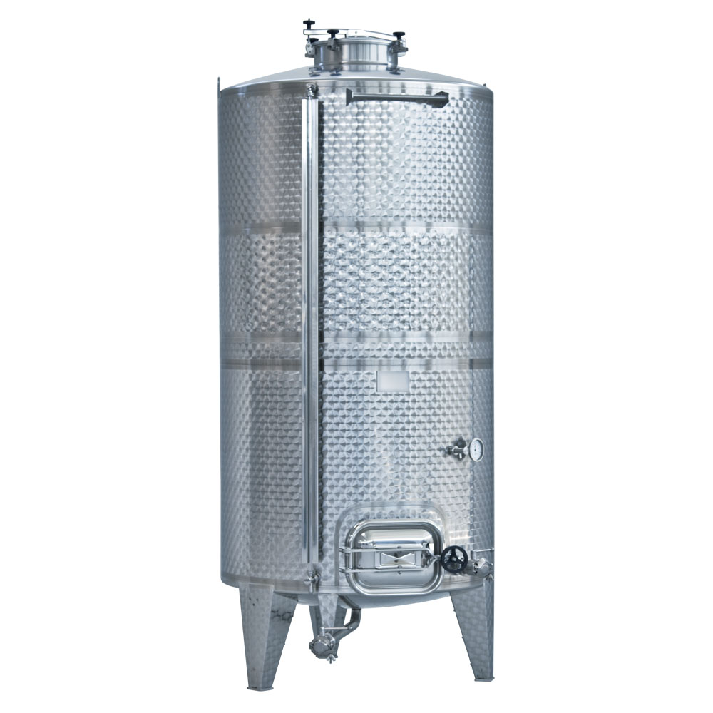Stainless steel tanks for wine olive oil beer SERIES FCPSTF